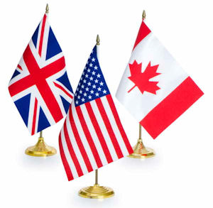 Supplying North America and the united Kingdom.